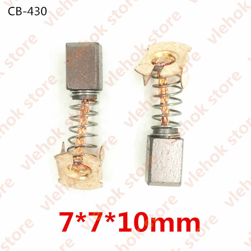 แปรงคาร์บอนผู้ถือฝาครอบสำหรับ MAKITA 638448-2 BGA450 BGA452 DGA452 BGD800 BGD801 BJS101 BJS160 BJS161 BGA402 DGA452REF GA400