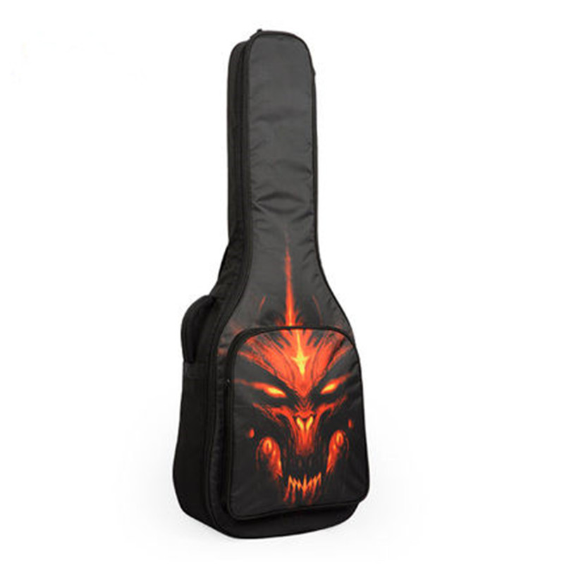 Shoulders thickening ballad guitar bag,wooden guitar backpack ,41 inch waterproof guitar,electric bass bag,electric guitar bag shoulders thickening ballad guitar bag wooden guitar backpack 41 inch waterproof guitar electric bass bag electric guitar bag