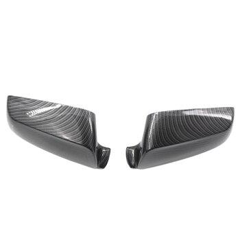 Sợi Carbon Mặt Gương Có Bộ Cho Xe BMW E60 E63 F06 F07 F12 F13 5 6 7 Series 51167187432 51167187431