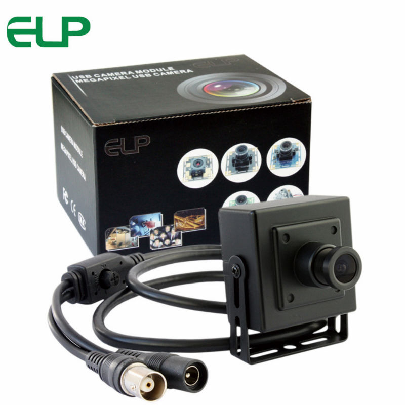 High definition Analog AHD Camera 720P 1MP mini AHD camera for shop home hotel Surveillance