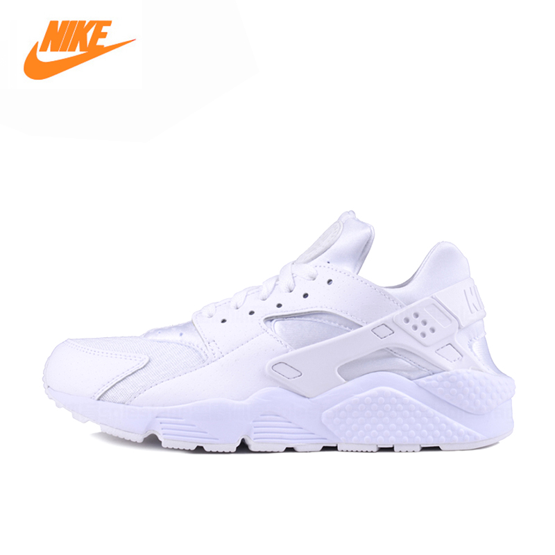 Nike AIR HUARACHE RUN Men's Breathable Running Shoes,Authentic New Arrival Official Sneakers Classic Outdoor Tennis Shoes kettler run air