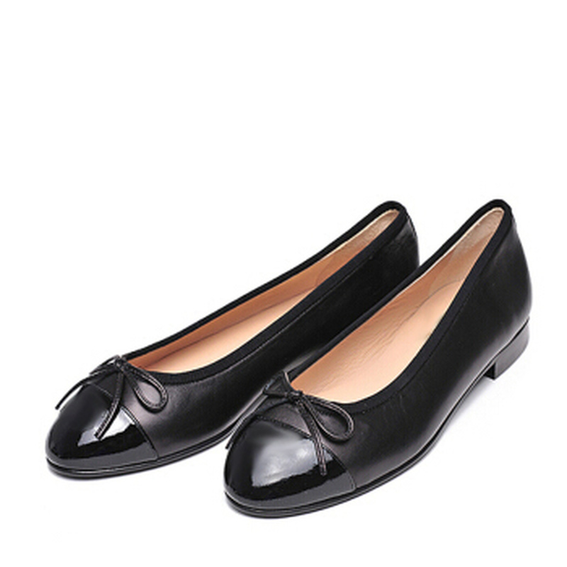 Genuine Leather Shoes Women Luxury Designer Mixed Color Loafers Casual Flat Shoes Cover Feet Women s