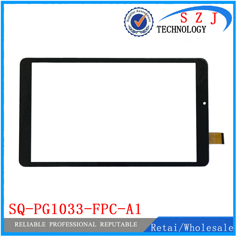 New 10.1'' Inch For SQ-PG1033-FPC-A1 DJ Touch Screen Panel Digitizer Sensor Repair Replacement Parts Free Shipping
