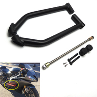 2008 2015 YZF600 R6 Motorcycle Engine Guard Proctor Crash Bars For Yamaha YZF600 YZF R6 2008