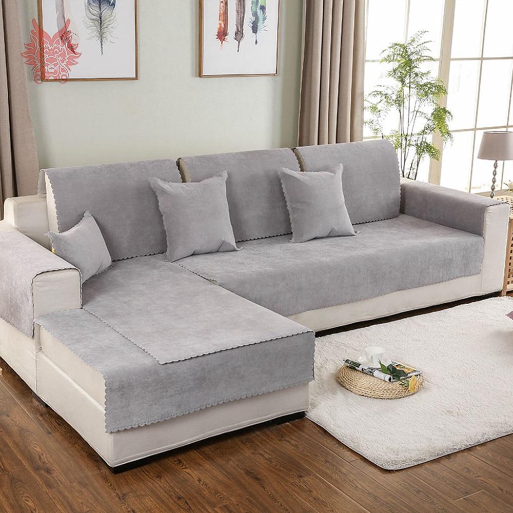 Sofa Cover Silica Gel Anti Slip Covers