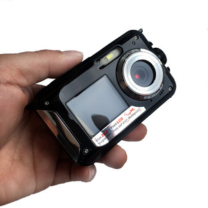 Image 5 - HD 1080P Waterproof Digital Camera Dual Screens (Back 2.7 inch + Front 1.8 inch) 16x Zoom Underwater Camcorder Cam (DC998)