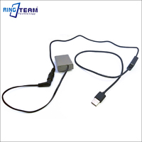 PS BLN1 BLN 1 BLN1 Dummy Battery DC Coupler Plus 5V USB Power Bank Cable For