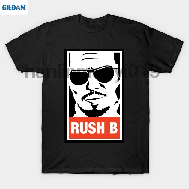 GILDAN Rush B CSGO Counter Strike Global Offensive Gaming T Shirt ...