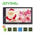 Joying Универсальный Quad Core Двойной Din Новый Android 5.1 Car Audio Стерео GPS 2 ГБ + 32 ГБ Bluetooth Радио автомобильный Мультимедийный Плеер