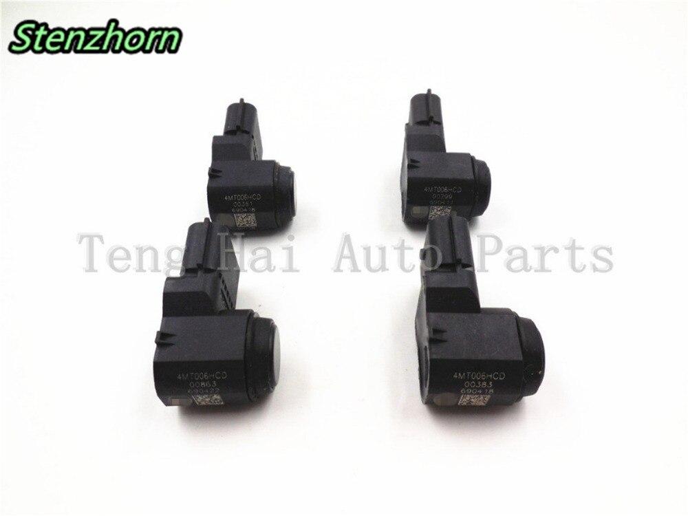 LARATH 4X OEM Original Parking Assist PDC Sensor For Hyundai i40 4MT006HCD 95720-3Z000