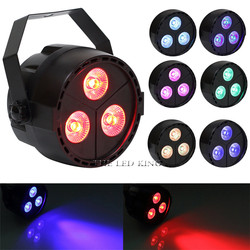 RGB UV 4IN1 LED-Licht Mischen 8 DMX CH IP20 Led Par 24 Watt DMX Par Licht Dj Licht für Party Disco EU stecker