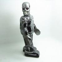 Classic collection Retro Clockwork Wind up Metal Walking Tin terminator robot toy Mechanical toys kids christmas birthday gift