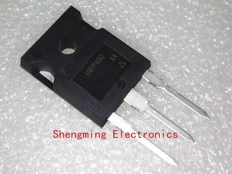 2 Stück Mosfet N-Kanal IRFP460 20A 500 V Power Transistor TO-247 für Arduino Ras