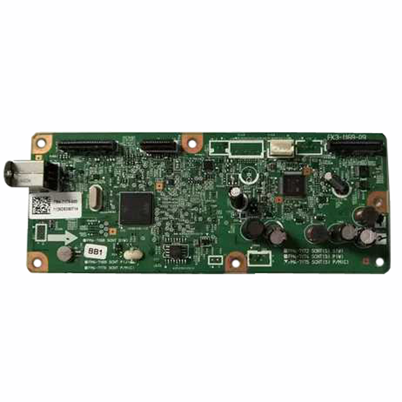 Vilaxh MF4450 Logique Conseil Principal Pour Canon MF4450 MF4452 MF 4450 4452 Imprimante Carte Du Formateur
