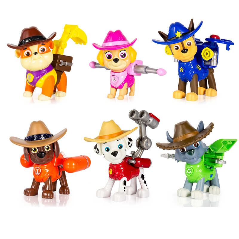 Detail Feedback Questions about Genuine Paw Patrol Action