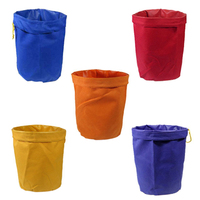 1 Gallon 5 Packs Filter High density Grow Plant Bubble Bag Garden With Pressing Screen Ice Essence Hash Herbal Extraction Bag