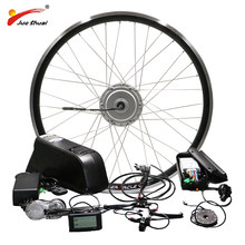 BAFANG Motor Wheel 48V 500W Electric Bike Conversion Kit with Battery 8FUN BPM Front Hub Motor velo electrique bafang Ebike Kit(China)