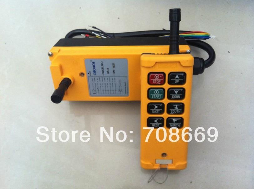 все цены на 8 Channels Control Hoist Crane Radio Remote Control System онлайн