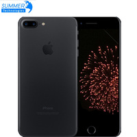 Original Unlocked Apple iPhone 7/7 Plus 4G LTE Mobile Phone Quad Core IOS 12.0MP Camera Touch ID Used Smartphone