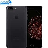 Téléphone portable Original débloqué Apple iPhone 7/7 Plus 4G LTE Quad Core IOS 12.0MP appareil photo tactile ID Smartphone utilisé