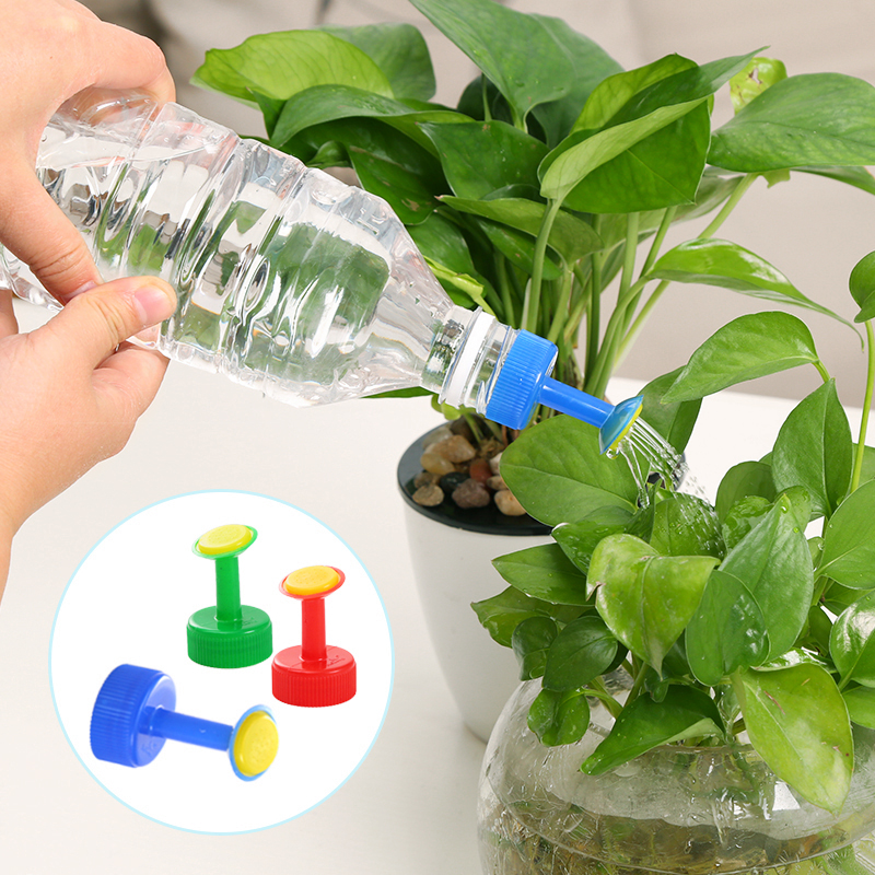 Nozzle Watering-Bottle Plastic Sprinkler for 3cm Home-Pot