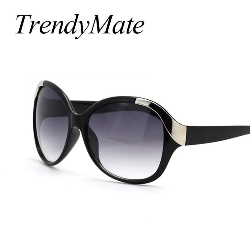 High Quality Fasion Large Frame Women Sunglasses Luxury Fashion Summer Style Sun Glasses Women's Vintage Sun Glasses 167M