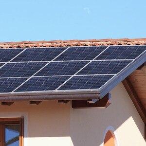 Image 5 - Anaka 12V 40W солнечная панель Китай Маленькая солнечная батарея поликристаллический кремниевые панели Solares наборы водонепроницаемые наружные панели