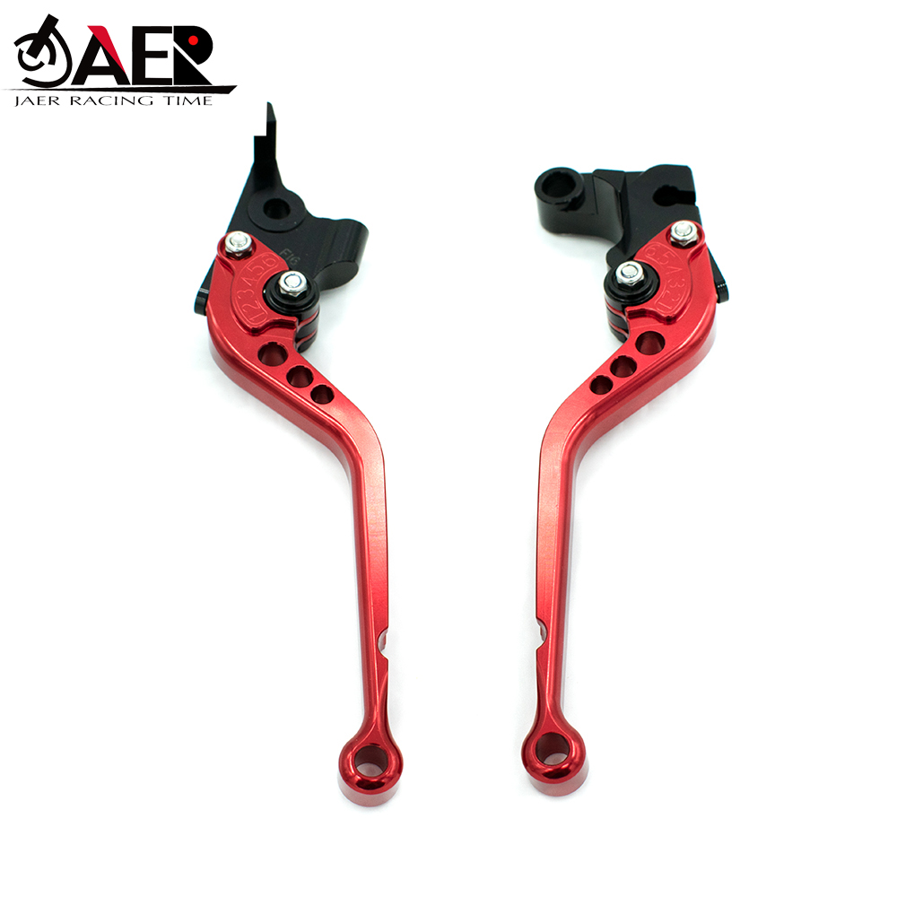 JEAR Long CNC Motorcycle Brake Clutch Lever for BMW R1200GS LC R1200GS Adventure LC 2014 2018 R1200R R1200RS 2015 2016 2017 2018-in Levers, Ropes & Cables from Automobiles & Motorcycles