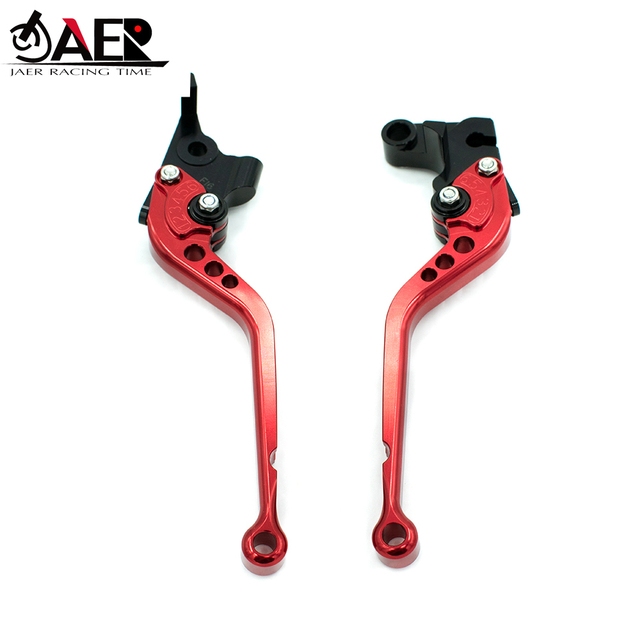 JEAR Long CNC Motorcycle Brake Clutch Lever for BMW R1200GS LC R1200GS Adventure LC 2014 2018 R1200R R1200RS 2015 2016 2017 2018