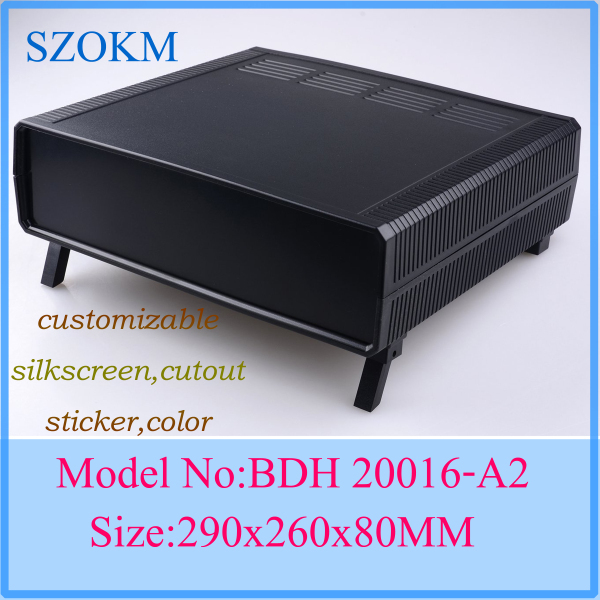 1 piece free shipping plastic enclosure for electronics plastic box electronics plastic electronics enclosure control box free shipping factory supply 1 piece waterproof ip66 wall mounting plastic enclosure box 80x250x70mm