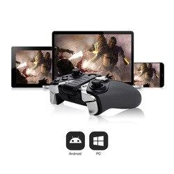 GameSir G4 superior Gamepad Bluetooth controlador de juego inalámbrico 4,0 USB con cable Joystick para teléfono móvil Android Samsung