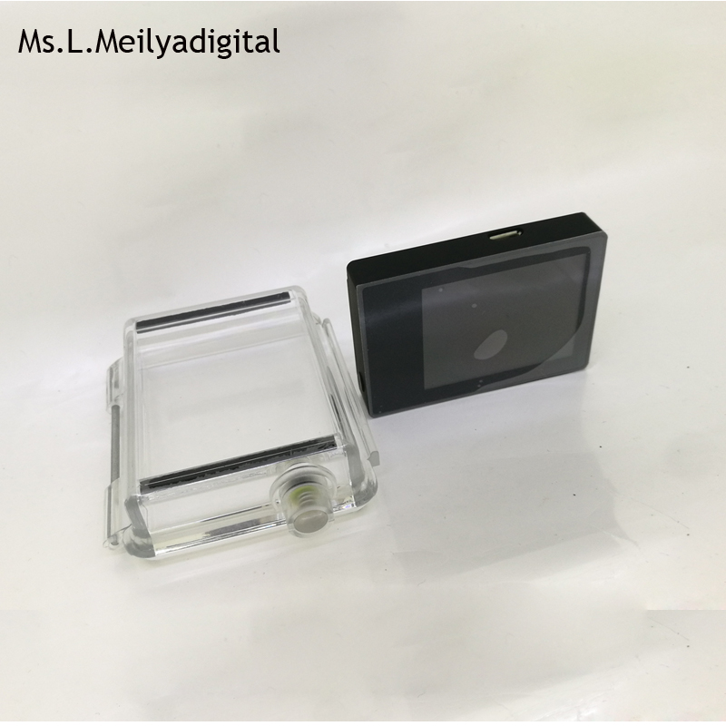 Ms.L.Meilyadigital for Go pro hero3+ LCD black Bacpac for gopro accessories for go pro hero 3+ camera go pro 3 plus