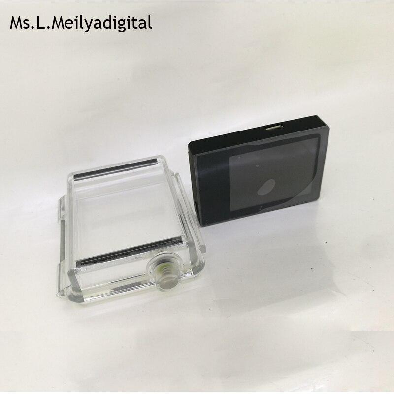Ms. L. Meilyadigital pour Go pro hero 3 + LCD noir Bacpac pour gopro accessoires pour go pro hero 3 + caméra go pro 3 plus