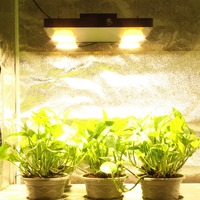 Vero29 Gen7 COB LED Plant Grow Lights Full Spectrum Ultra thin Led Growing Panel for Hydroponic Indoor Plants Growth Lighting