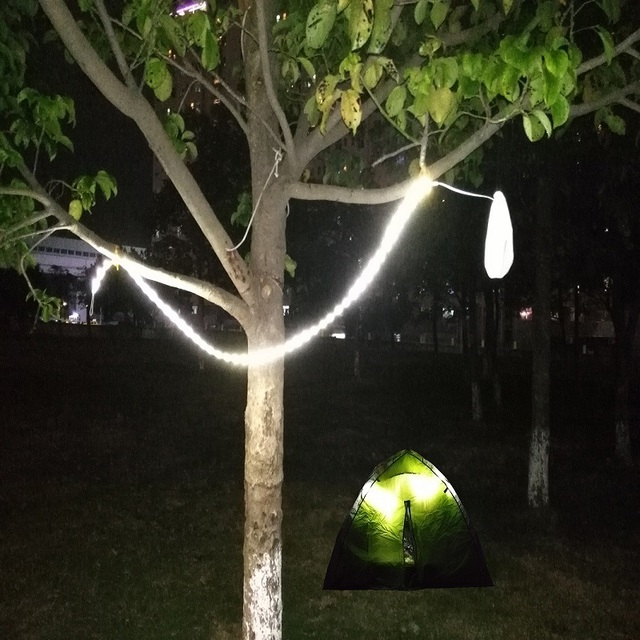 Led rope lights for camping hiking safety emergencies portable led rope lights for camping hiking safety emergencies portable luminoodle led string light aloadofball Image collections