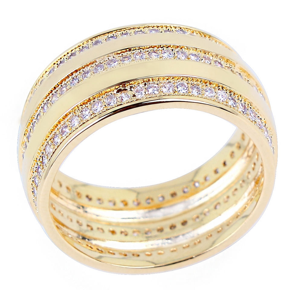 2014 new best selling hearts design wedding rings aaa machine