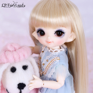 Image 2 - Fairyland Pukifee Cupid bjd sd dolls 1/8 body resin figures luts ai yosd kit doll not for sales toy baby dolls