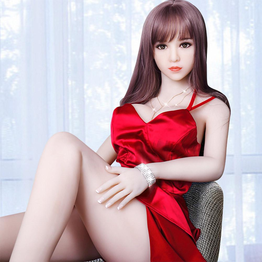 RABBITOW Real Sex Dolls for Men Metal Skeleton Adult Love Doll Vagina Lifelike Pussy Realistic Big Breast Sexy DollRABBITOW Real Sex Dolls for Men Metal Skeleton Adult Love Doll Vagina Lifelike Pussy Realistic Big Breast Sexy Doll