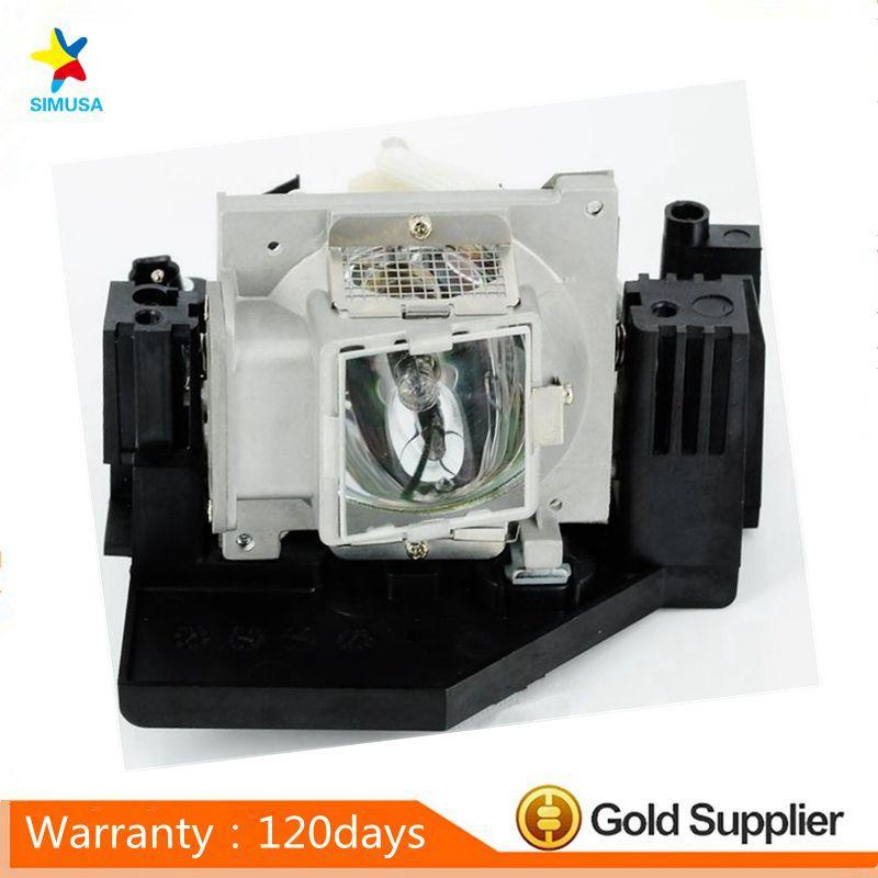 Compatible Projector lamp bulb 3797610800-S with housing for VIVITEK D732MX/D725MX replacement projector lamp bulb 3797610800 s for vivitek d 732mx page 2