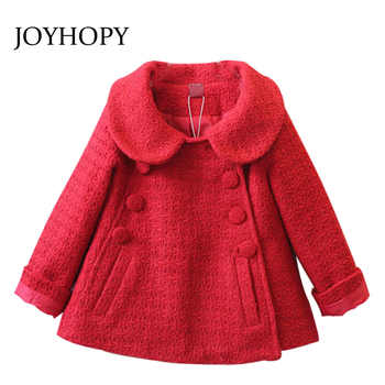 New Fashion Kids Coat Autumn Spring baby girl clothes Autumn girls tops Children Clothing girls jackets - DISCOUNT ITEM  30 OFF Mother & Kids