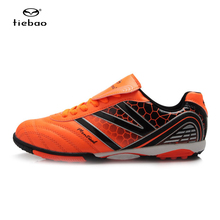 TIEBAO Soccer Shoes Turf TF Soccer Boots Top Football Boots
