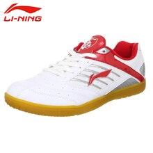 Анти-скользкие износостойкой li-ning спортивный теннис настольный крытый дышащий спортивная кроссовки обувь