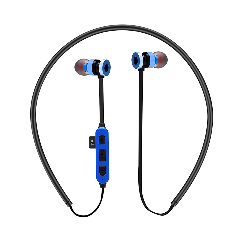 Bluetooth 4.2 Headphones Sweatproof Sports Earphones