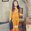 Ropa interior de algodón 2017 niños muebles para el hogar en la versión coreana de a variedad color pijamas de los cabritos ropa del bebé