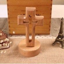 1 шт. Христианский подарок украшение крест верующего Свадьба День рождения Рождество Выпускной крест подарок