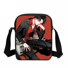 Attack on Titan Messenger Bag