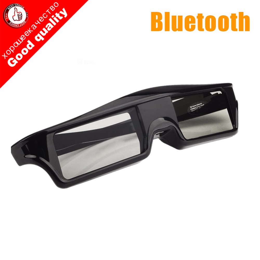 Bluetooth DLP Active Shutter 3D-glasögon Byte TDG-BT500A TDG-BT400A SSG-5100GB Epson RF3D-glasögon ELPGS03 3D-glas 3D-TV