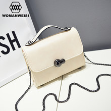 Mode Koreanischen Stil 2017 frauen Berühmte Marke Tasche Handtaschen Kleine Frauen Schulter Über Taschen Weibliche Messenger Umhängetasche Mini
