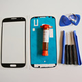Outer glass for samsung galaxy S4 SIV i9500 i9505 LCD Touch Screen Digitizer Front Glass Lens & LOCA glue & Tools Kit & adhesive