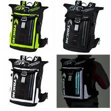 Стиль водонепроницаемый TAICHI RSB272 светильник мотоциклетная сумка мотоцикл Повседневный Рюкзак Дорожная сумка 3 цвета